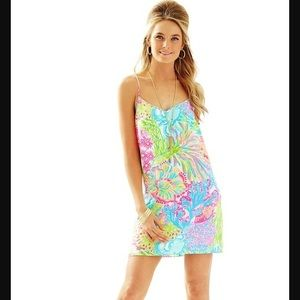 NWT Lilly Pulitzer Dusk Dress